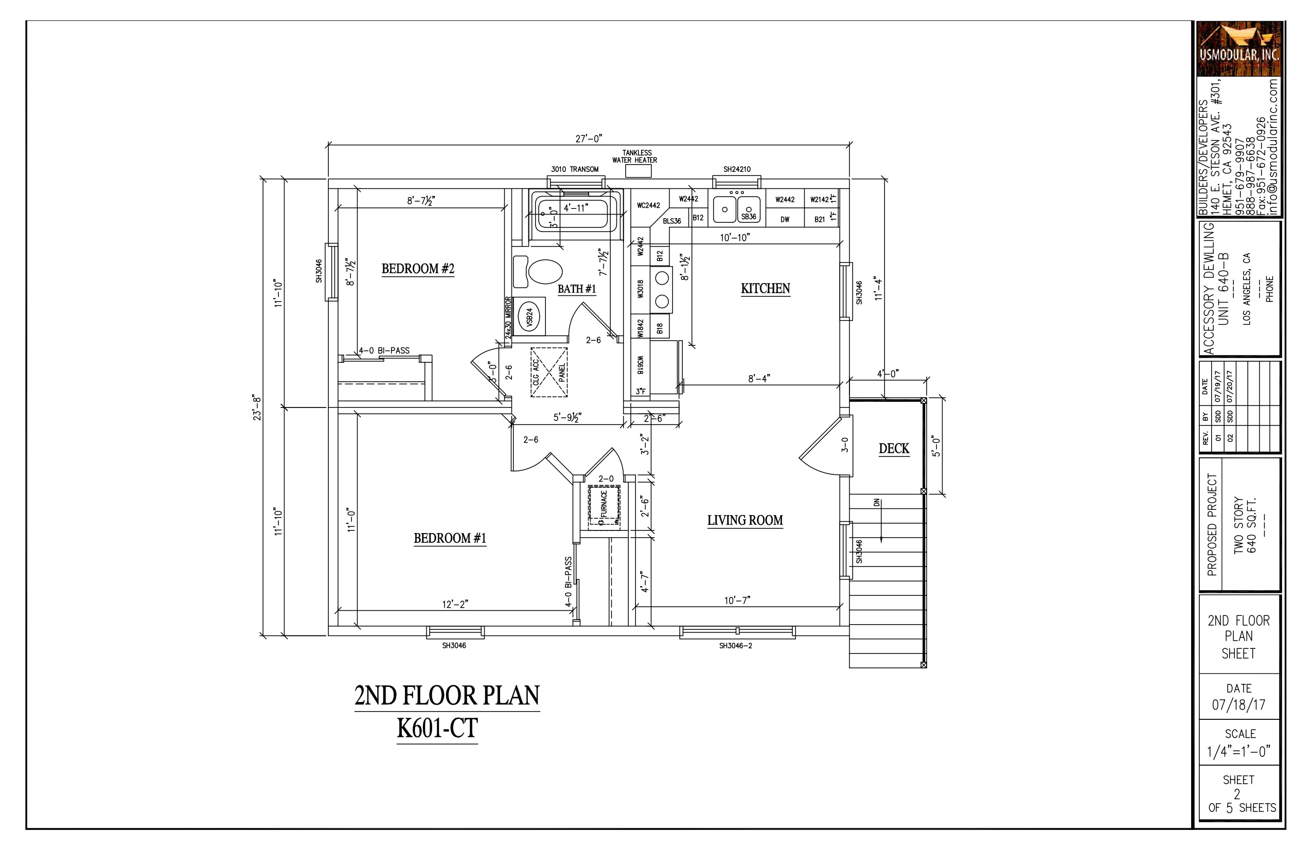 Granny flat floor plans los angeles granny flats for Floor design sf